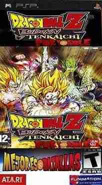 Descargar Dragon Ball Z Budokai Tenkaichi Portable [MULTI2][PATCH TODOS CFW][Bixu] por Torrent